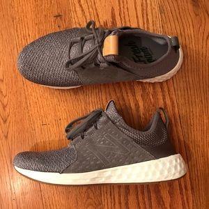 EUC New Balance Sneakers, Gray